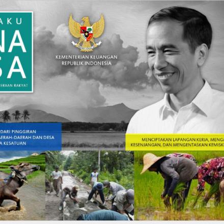 Buku Saku Dana Desa - Kementerian Keuangan